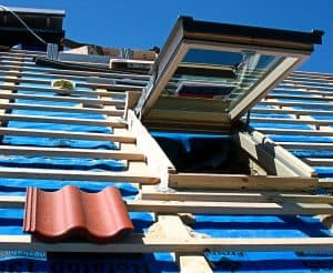 Nieuwe dakpannen, DakVlak BV uw dakdekker in Amsterdam